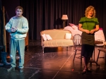 """The cast of KTO Productions staging of """"Sea Marks."""" Photo by MICHAEL BRUNK"""